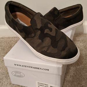 Steve Madden Camo Sneakers